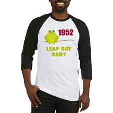 1952 Leap Year Baby Baseball Jersey