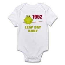 1952 Leap Year Baby Infant Bodysuit