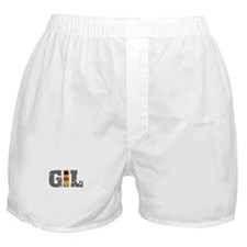Big GL Boxer Shorts (white)