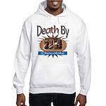 Death By Chocolate Hooded Sweatshirt