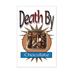 Death By Chocolate Mini Poster Print