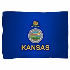 Kansas (v15) Pillow Sham