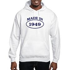 Made in 1949 Hoodie