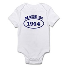Made in 1914 Onesie