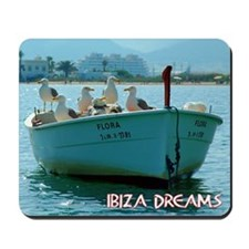 Ibiza Dreams Mousepad