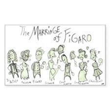 Marriage of Figaro: The Rectangle Decal