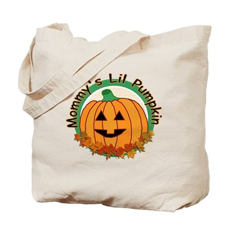 Mommy's Lil Pumpkin Tote Bag