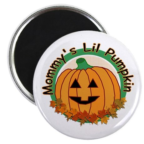 "Mommy's Lil Pumpkin 2.25"" Magnet (100 pack)"