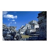 Tulum Fortress Ruins Postcards (Package of 8)