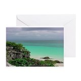 Mexican Coast Greeting Cards (Pk of 10)