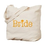 October Bride Tote Bag