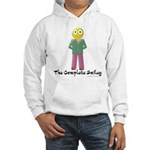 The Complete Smiley Hooded Sweatshirt