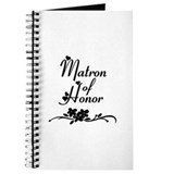 Matron of Honor Journal