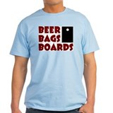 Beer Bags Boards T-Shirt