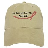 In The Fight For My Niece 1 (BC) Baseball Cap