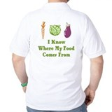 My Food  T-Shirt