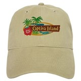 Baseball Captiva Island - Baseball Cap