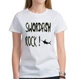 Swordfish Rock ! Tee