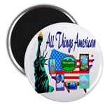 All Things American Magnet
