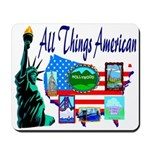 All Things American Mousepad
