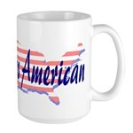 All Things American Large Mug