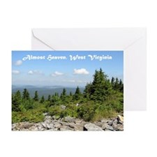 Almost Heaven Greeting Cards (Pk of 10)