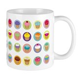 Cupcakes Lot Small Mug