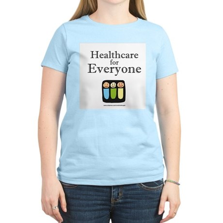 Healthcare for everyone Women's Light T-Shirt