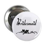Classic Bridesmaid Button