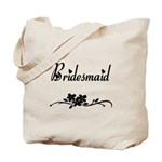 Classic Bridesmaid Tote Bag