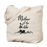 Classic Mother of the Bride Tote Bag