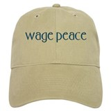 Wage Peace Baseball Cap