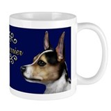 RAT TERRIER DOG  Mug