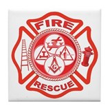 Masons - York Rite F&R Tile Coaster