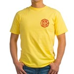 Masons - York Rite F&R Yellow T-Shirt