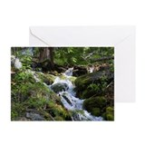 Rivers and creeks Greeting Cards (Pk of 10)