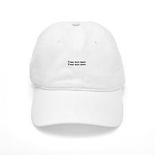 Birthday hats and caps personalize Baseball Baseball Cap