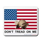 Dont Tread On Me - Mousepad