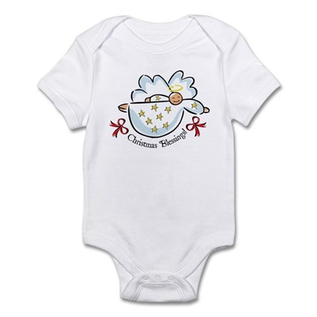 Christmas Blessings Infant Bodysuit