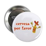 Cerveza Por Favor @Scott Designs Button