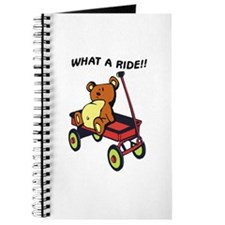 Red Wagon Bear Journal
