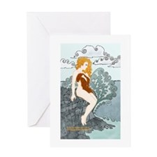 The Selkie Greeting Card