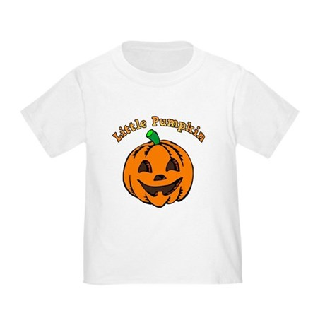Little Pumpkin Toddler T-Shirt