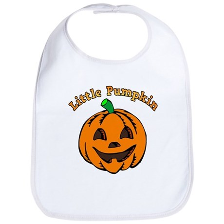 Little Pumpkin Bib