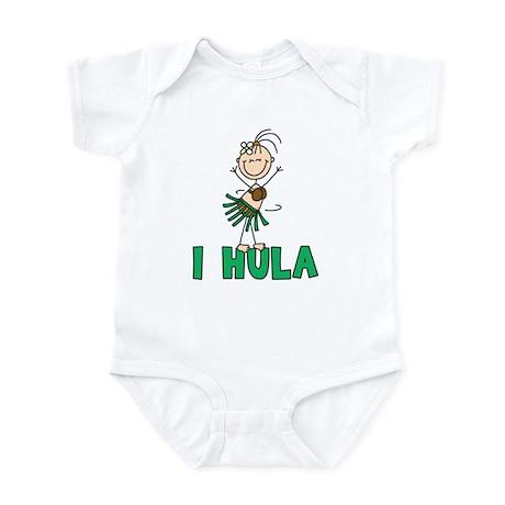 I Hula Infant Bodysuit