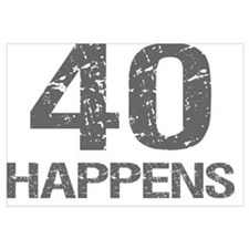 40th Birthday Humor
