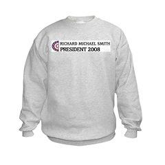 RICHARD MICHAEL SMITH for Pre Kids Sweatshirt