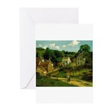 Cool French artist Greeting Cards (Pk of 20)