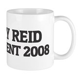 HARRY REID for President 2008 Mug
