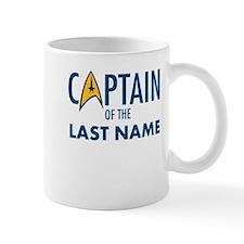 Star Trek Personalized Father's Day Mug